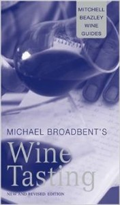 Michael Broadbent's Winetasting